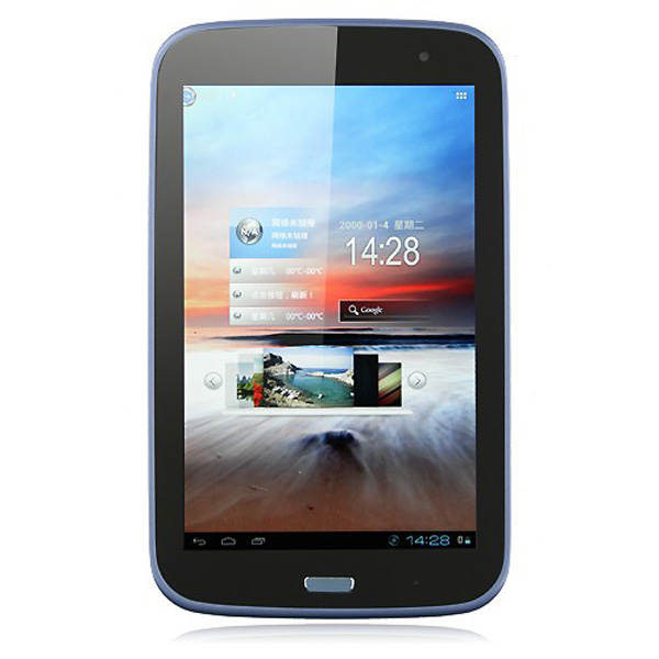 Hyundai T7S Quad Core 1.4GHz 7 Inch IPS Android 4.0 16GB Tablet
