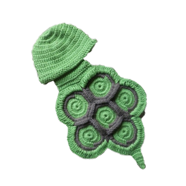 Baby Photography Clothing Animal Photo Props Turtle Clothes