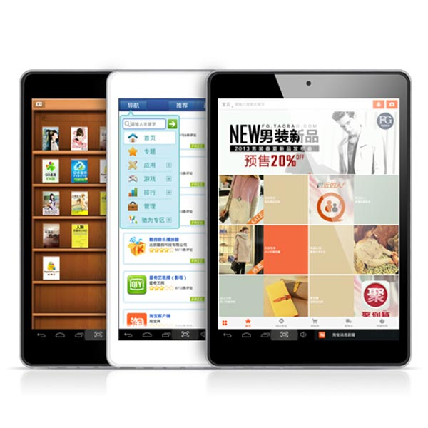 Chuwi V88 Quad Core RK3188 1.8GHz 7.9 Inch IPS Android 4.1 Tablet