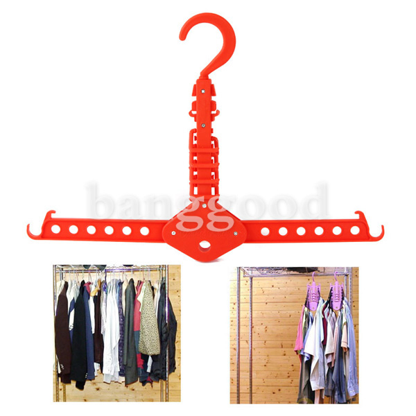 Magic Space-saving Clothes Hanger
