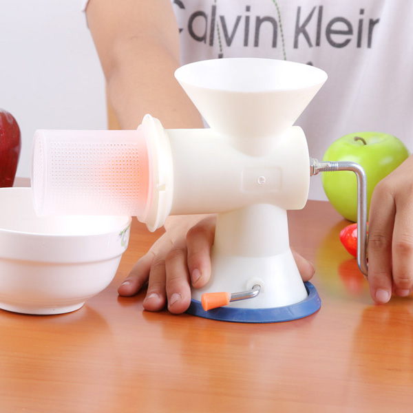 Multifunctional Manual Meat Grinder Machine Mincer Juicier