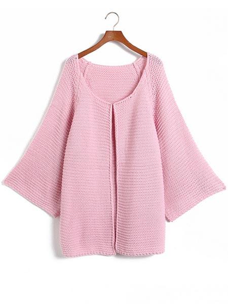 Zanzea Knitted Cardigan Sweater Coat