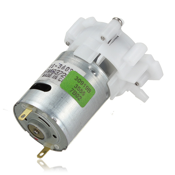 Mini Micro DC 9V RS-360SH Water Priming Pump