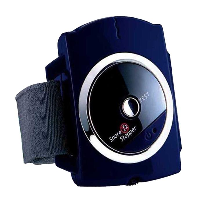 Bio-feedback Infrared Intelligent Anti Snoring Wristband Stop Snore Gone