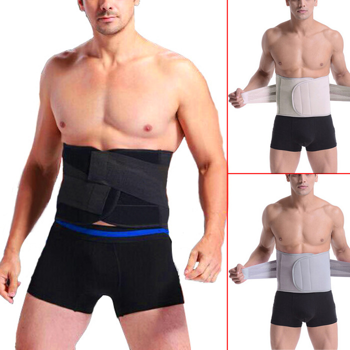 Details About Men Corset Girdle Waist Weight Loss Belt Band Stomach Tummy Reduction New