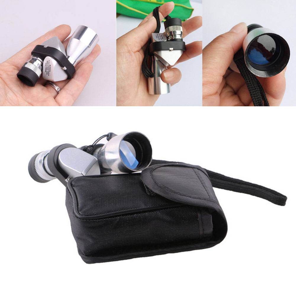 Mini-Pocket-8x20-HD-Corner-Optical-Monocular-Telescope-Eyepiece-for-Outdoor-New thumbnail 4