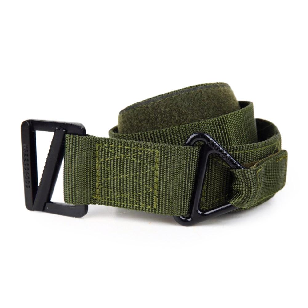 Nylon Tactical Military Combat Duty Belt Outdoor Waistband Adjustable
