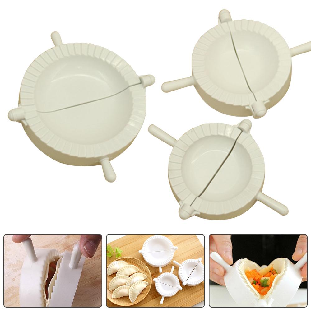 Dumpling Mould Dough Press DIY Meat Pie Pastry Empanada Mold Maker Kitchen Tool