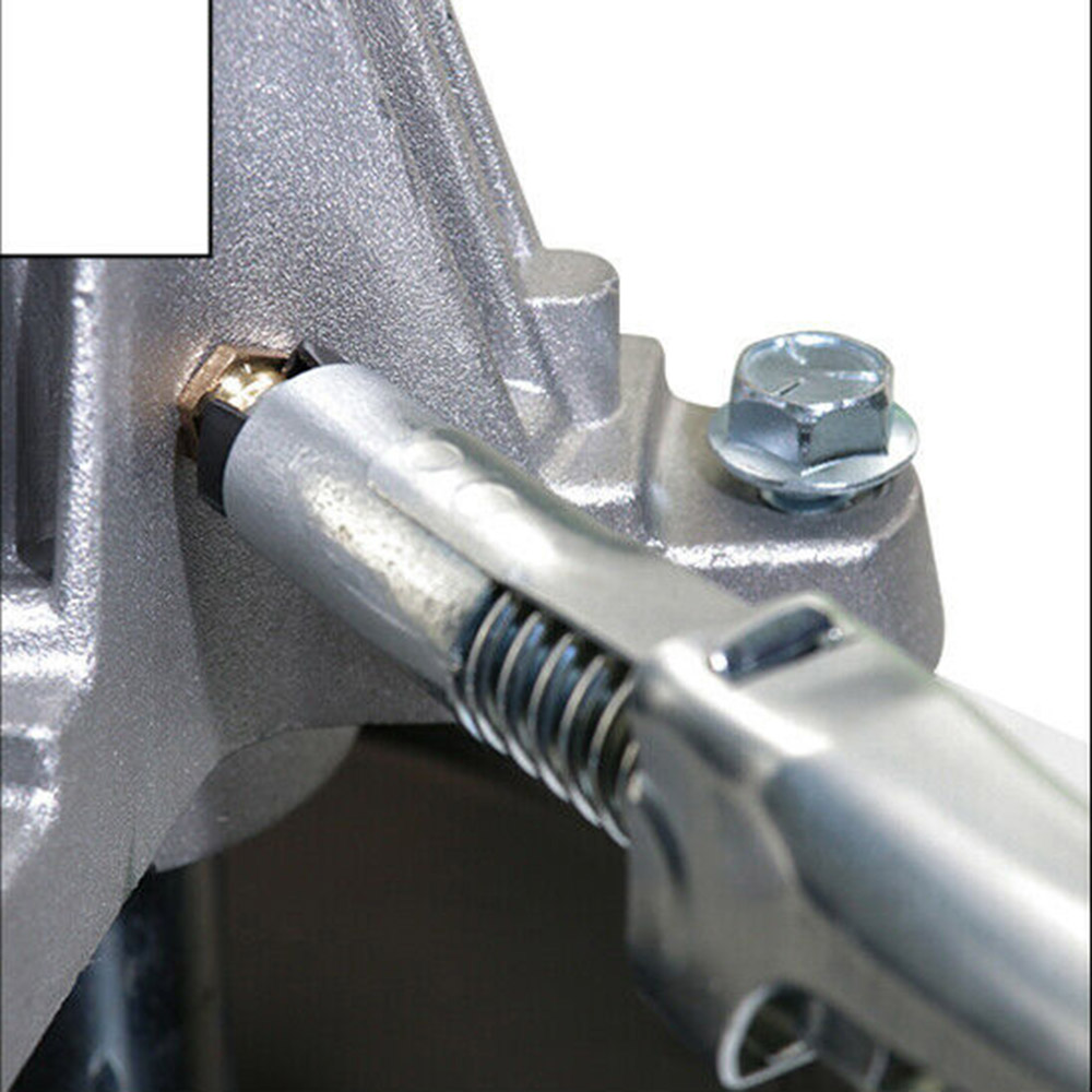 Power-Grease-Gun-Coupler-Part-Heavy-Duty-Air-Oil-Pump-Lock-Accessory-Nozzle-Tool thumbnail 2