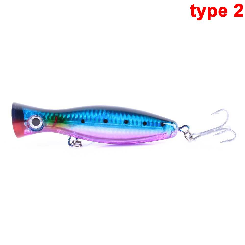 Minnow Fishing Lure for Bass 9.8cm//11g Swimbait Slow Sinking Hard Bait NICE#ur