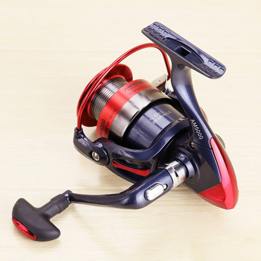 New 12BB Wonderful Spinning Reels for Inshore Saltwater Bait Fishing