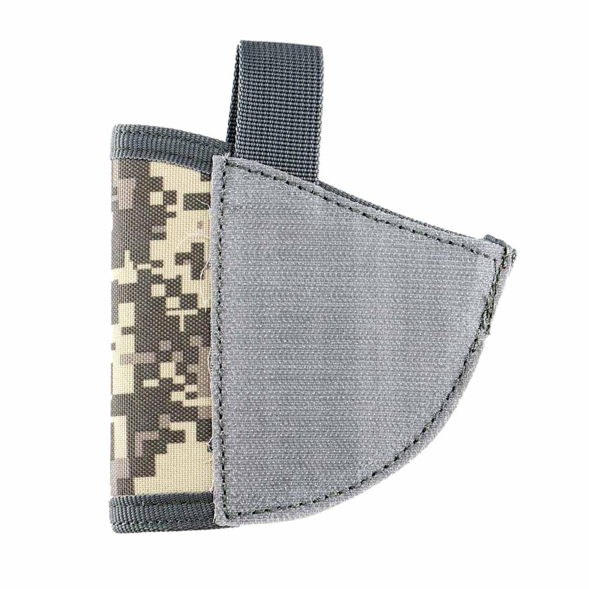 PortableAirsoft Pistol Gun Holster Nylon Open Top Style Inside Pant Holster