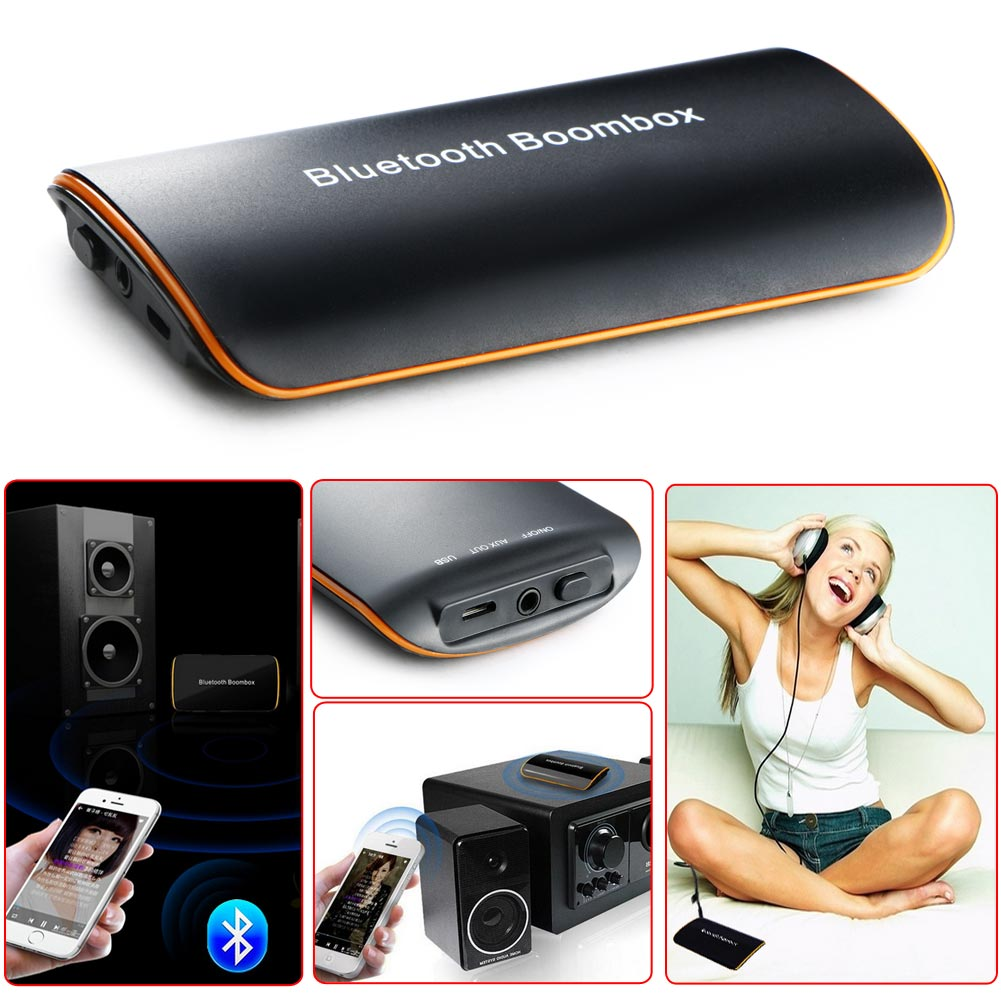 Wireless Bluetooth 4.1 Receiver Audio Speaker Stereo HiFi Headset Adapter
