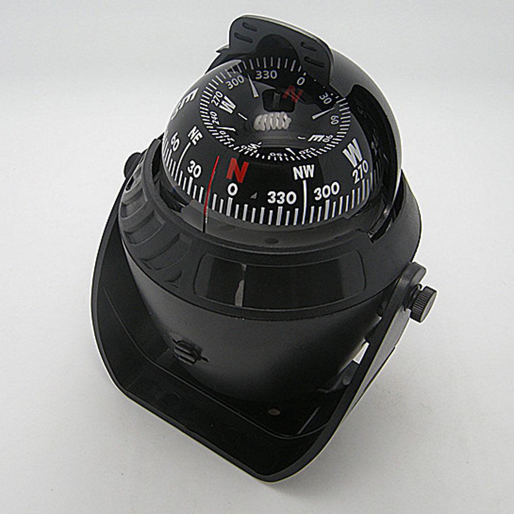Multi-function Electronic Vehicle Navigation Sea Marine Boat Ship Compass w// LED
