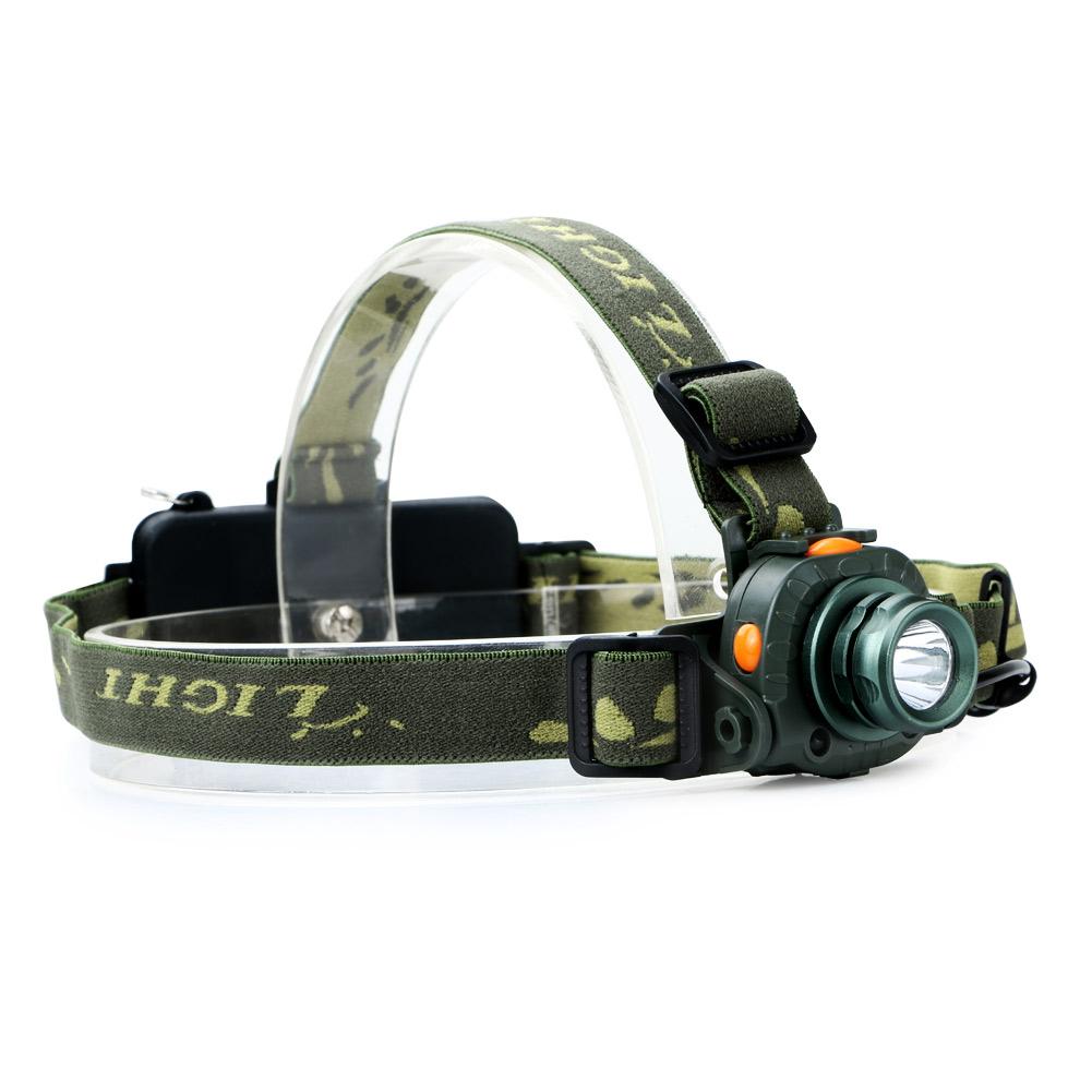 Q5 Led 2000lm Motion Sensing Headlamp Headlight Flashlight