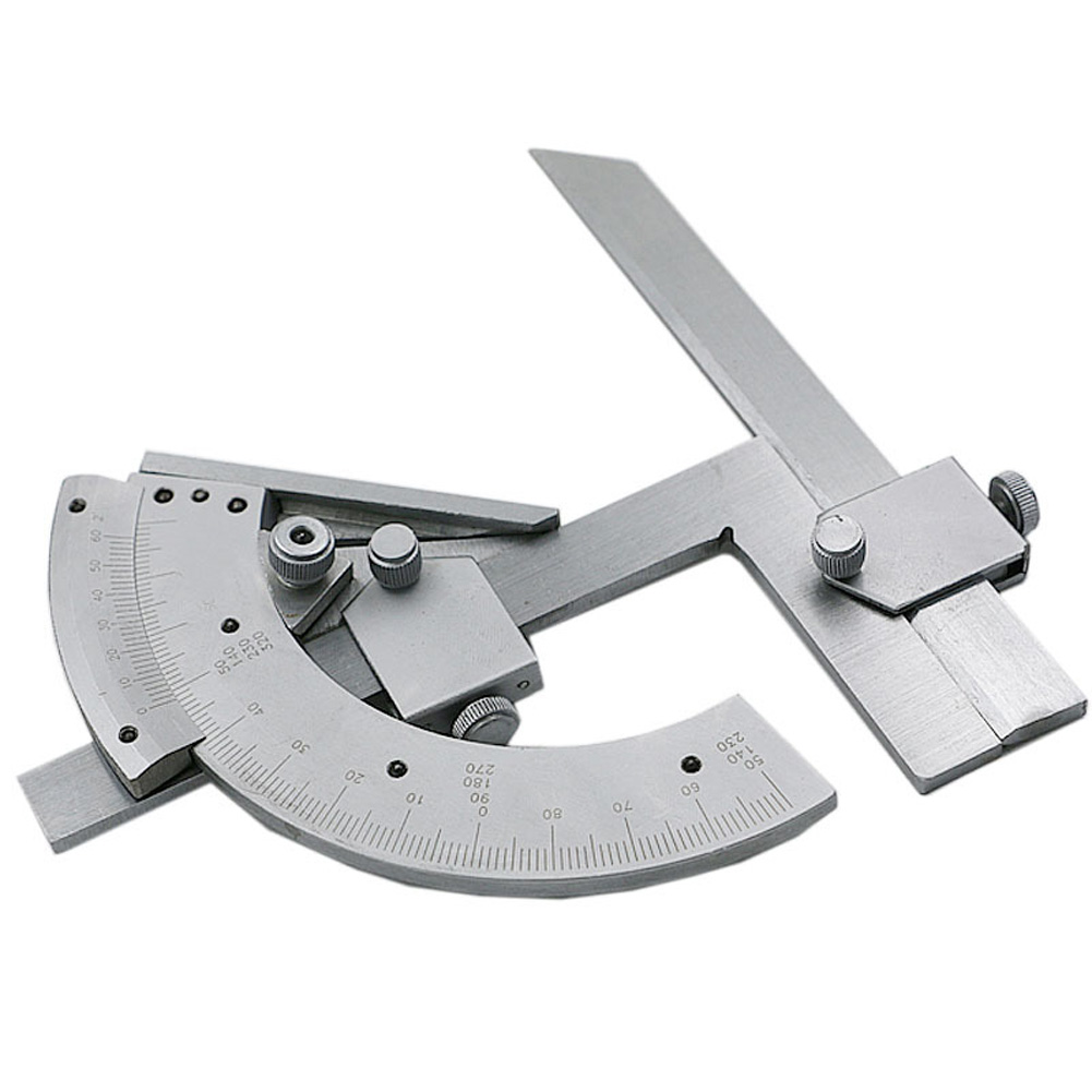 Universal Bevel Protractor0-320�Precision Angle Measuring Finder Ruler Tool