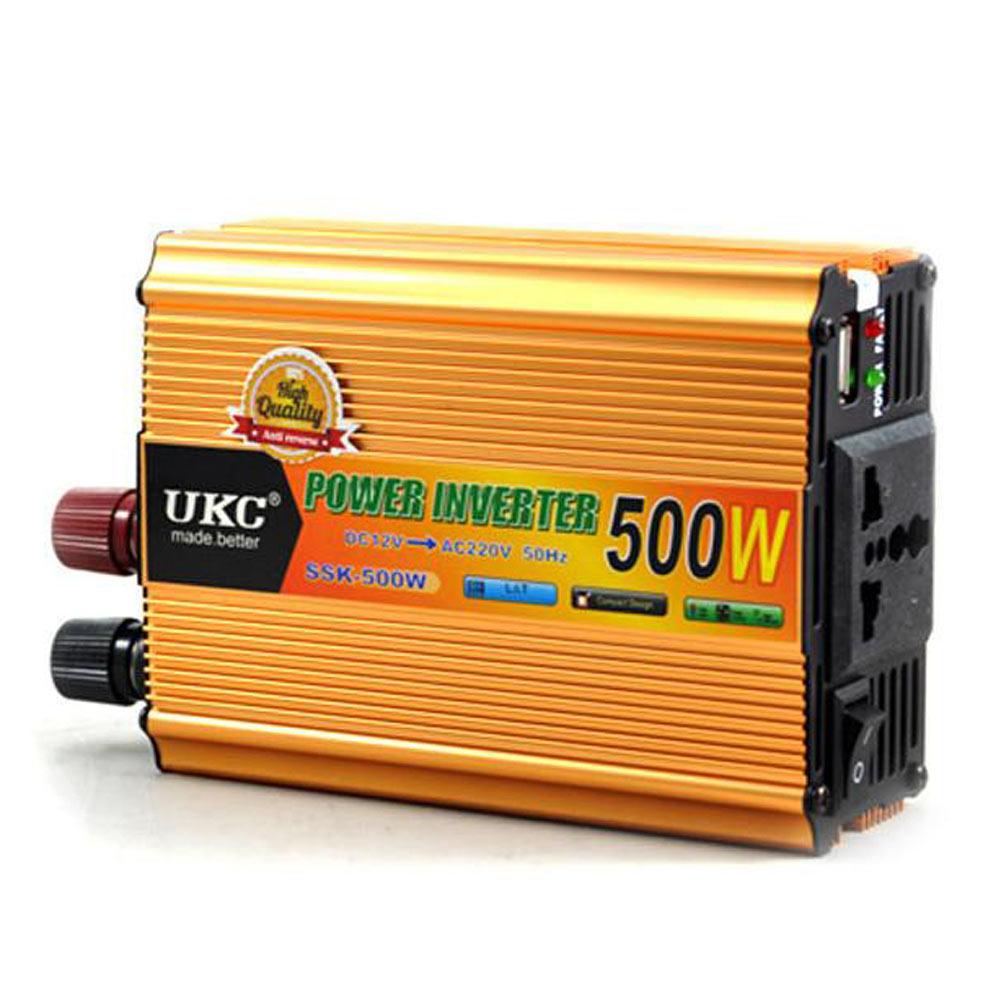 New 12V Boost to 220V 300W 500W 1000W 2000W Modified Sine Wave Power Inverter | eBay