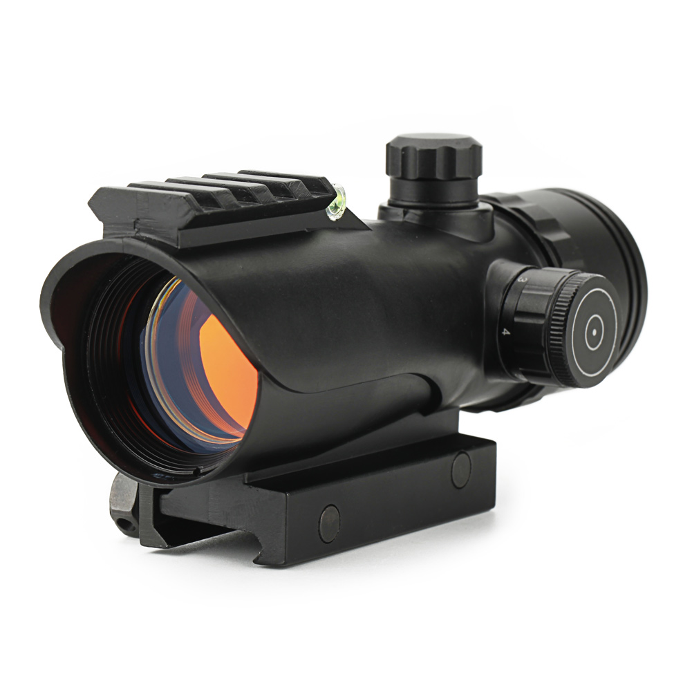 LKHD30 Tactical Sight Riflescope Sniper Scope for Rifle Gunscope Hunting