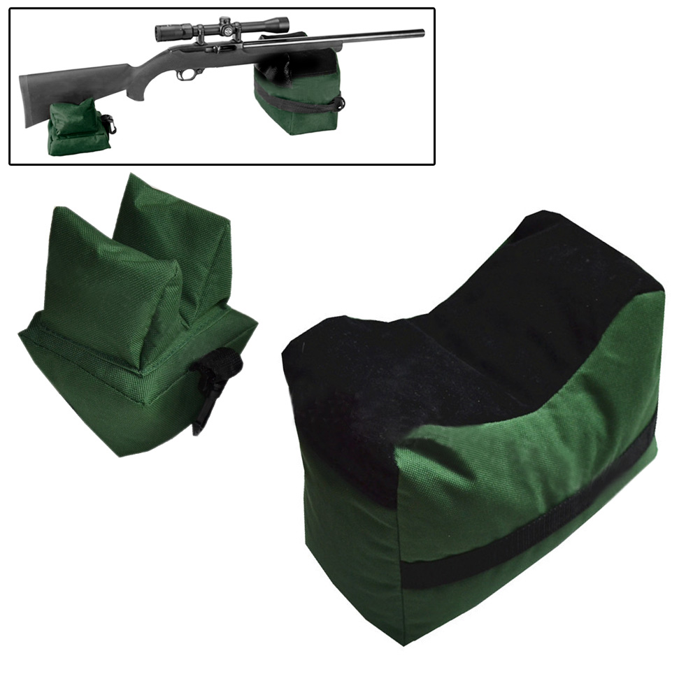 Sandbag Supply Outdoor Military UseConnection Front Rear Shooting Bag Combo