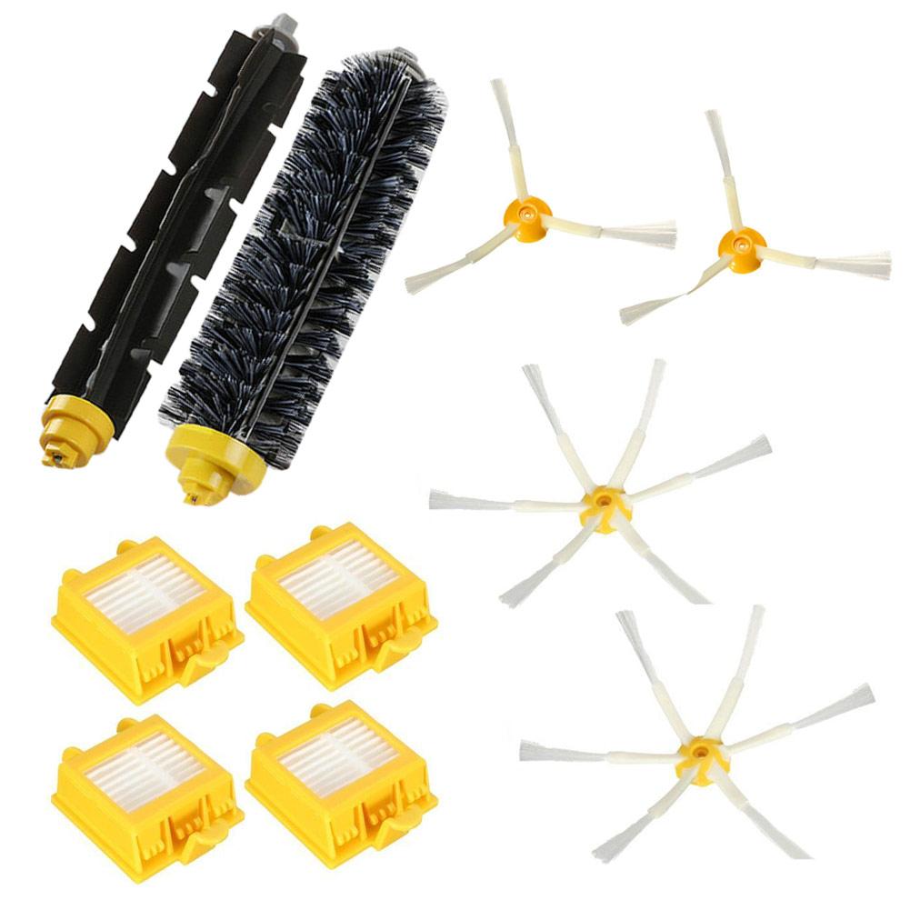 Beater Bristle Brush Filter 6 Armed Side Brush Set Series for 760 770 780