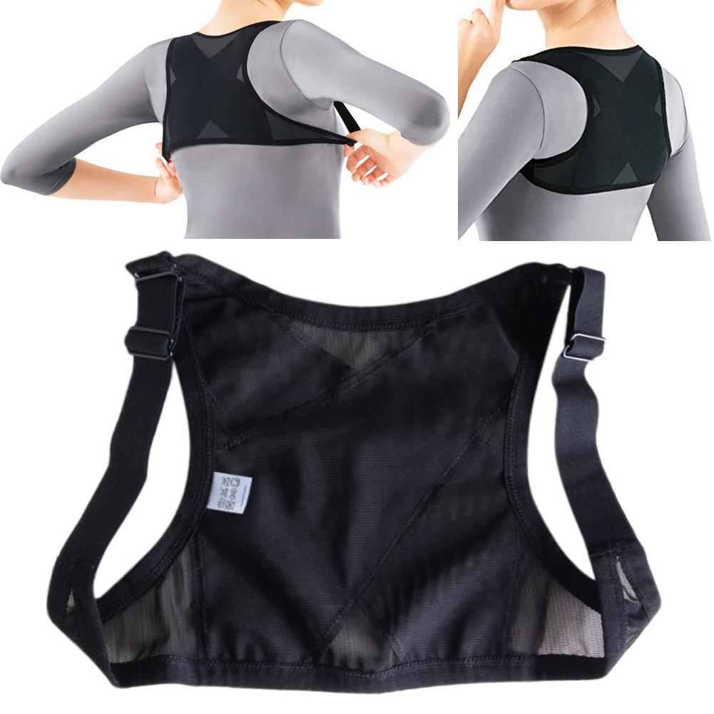 Lady Straight Upper Back/Shoulder Posture Corrector Brace Support Belt