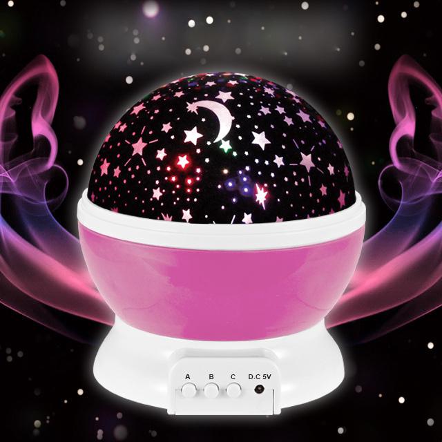 Night-Star-Moon-Sky-Starry-Projector-LED-Light-Lamp-Kids-Baby-Bedroom