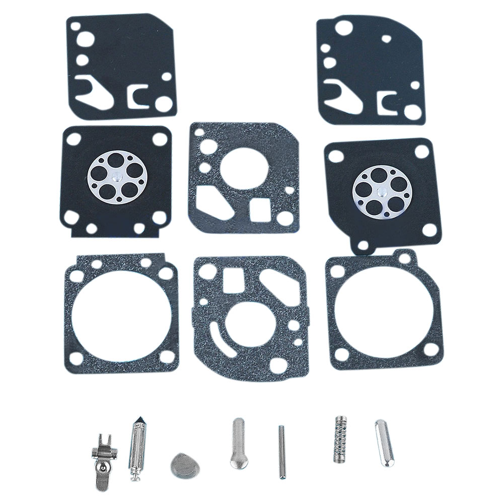 Carburetor Carb Rebuild Kit Fit for RB-29 26cc & 30cc Trimmer
