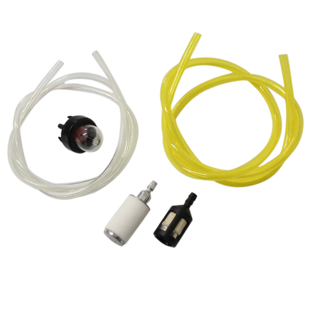 3FT Replacement Fuel Line Filter 188 512 1 Snap Primer Bulb for Chainsaw
