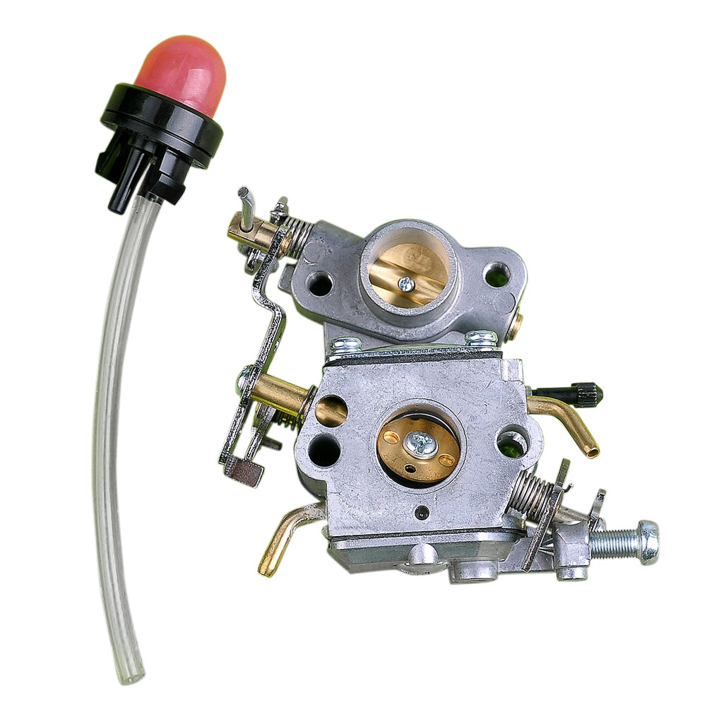 Carburetor Carb Kit with Primer Bulb For Craftsman C1M-W26C 545070601
