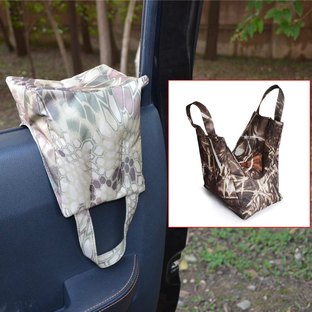 Bench Rest Bag for Outdoor Hunting Shooting Support Target Sports Sandbag