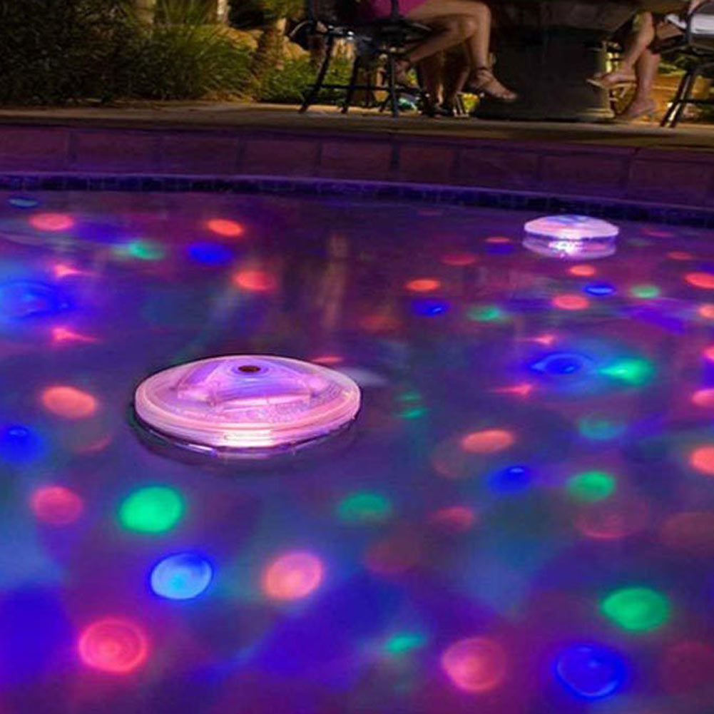 Led Underwater Glow Light Swimming Pool Party Show