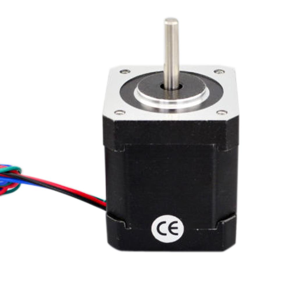 1.8 Degree NEMA 17HS19-2004S1 Stepper Motor For 3D Printer DIY CNC Robot