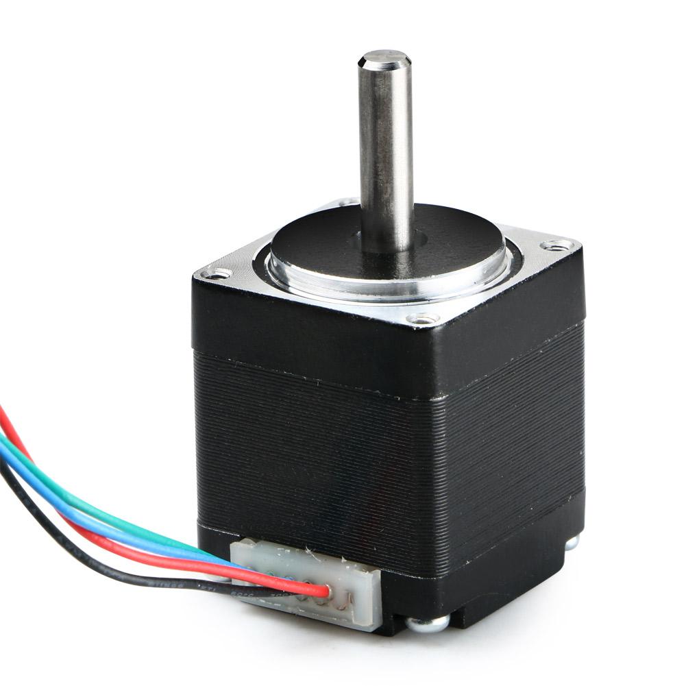 Nema11 Hybrid Stepper Motor bipolaren 2-Phasen-12V 0.67A28mm DIY Roboter CNC