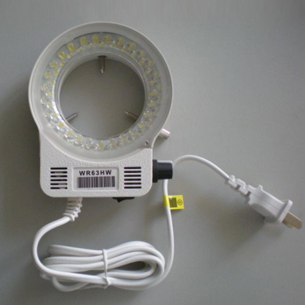 Wholesale 56LED Adjustable RingLight Illuminator/Dimmer for Stereo Microscope US Plug