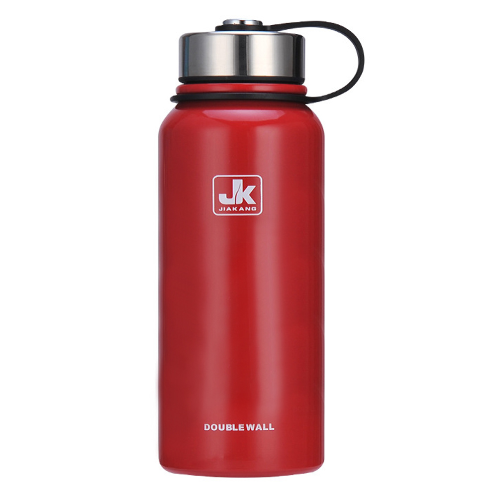 Stainless Steel Insulation : L portable stainless steel insulation hot cup thermos