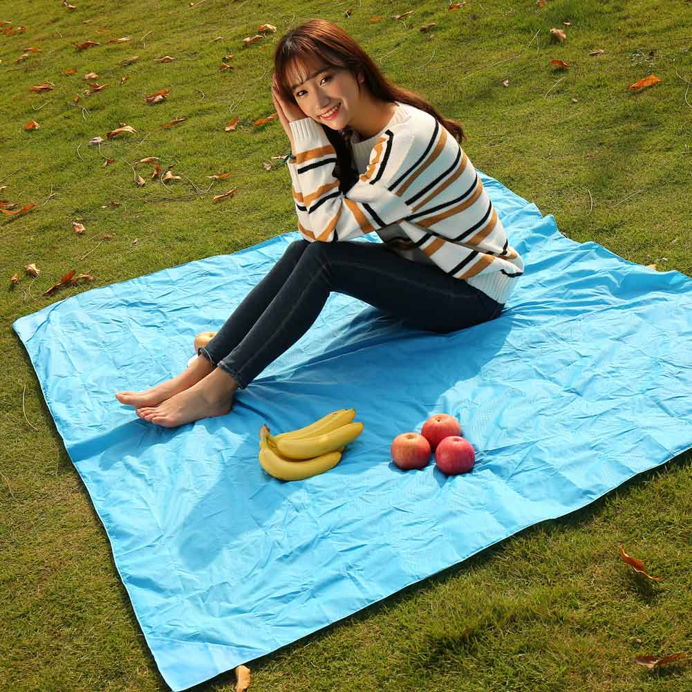 Beach Blanket Ebay: Picnic Blanket Outdoor Portable Camping Blanket Beach