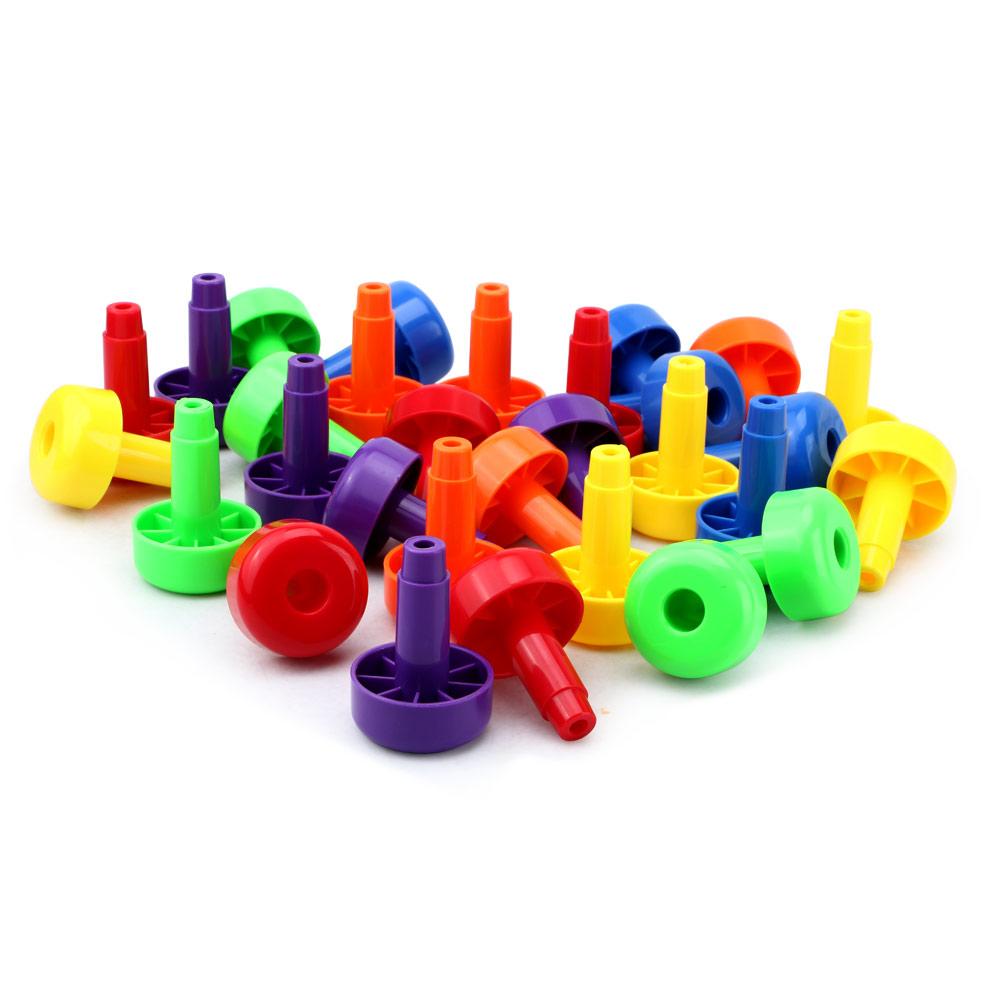 Baby Peg Toys : Pcs peg board set montessori occupational fine motor toy