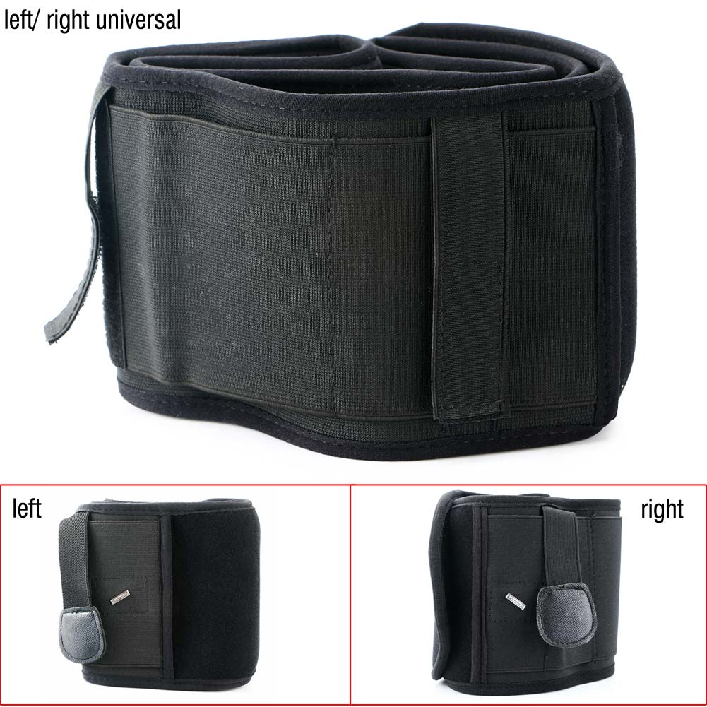 Adjustable TacticalConcealment Elastic BellyBandBelt WaistPistol GunHolster