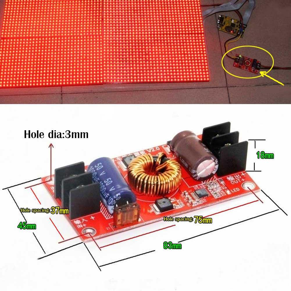 24V To 12V 10A 120W Car Step Down Power Supply Buck Converter Module