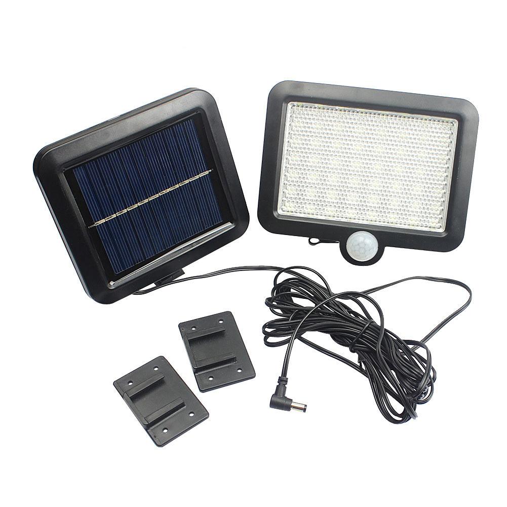 56 Led Solar Power Motion Sensor Wall Light Waterproof
