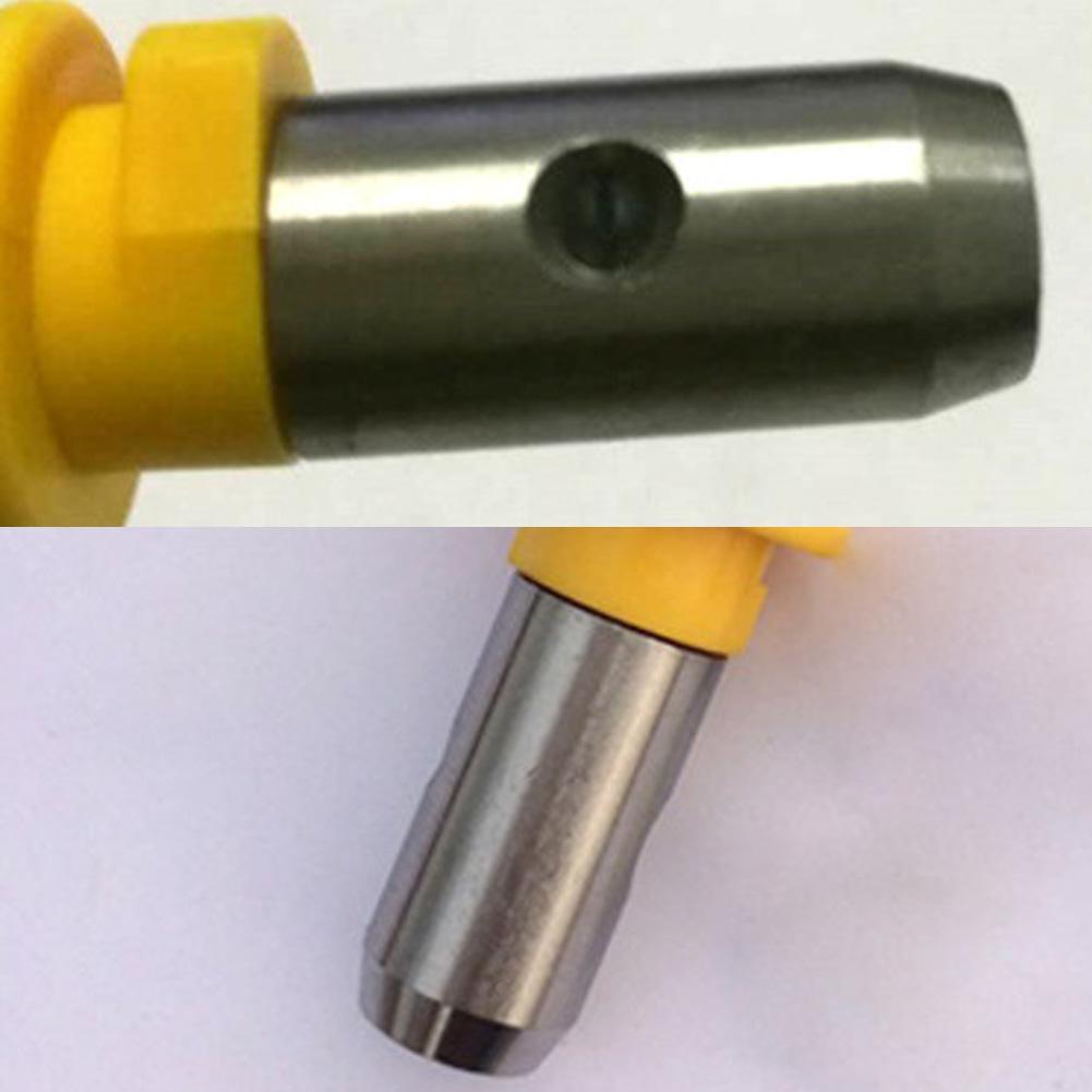 airless spray gun guard paint sprayer machine tip nozzle ebay. Black Bedroom Furniture Sets. Home Design Ideas
