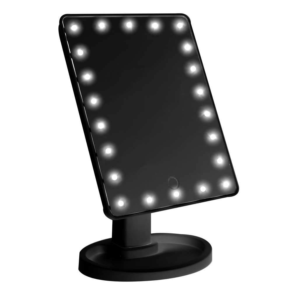 20 Led Lights Vanity Makeup Mirror Touch Screen Lighted
