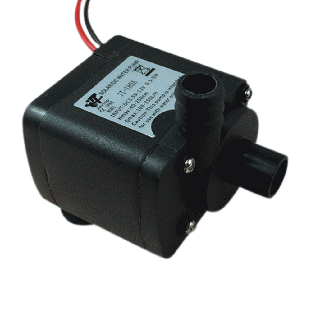 Dc12v 2 5m 350l H Ultra Quiet Brushless Motor Submersible