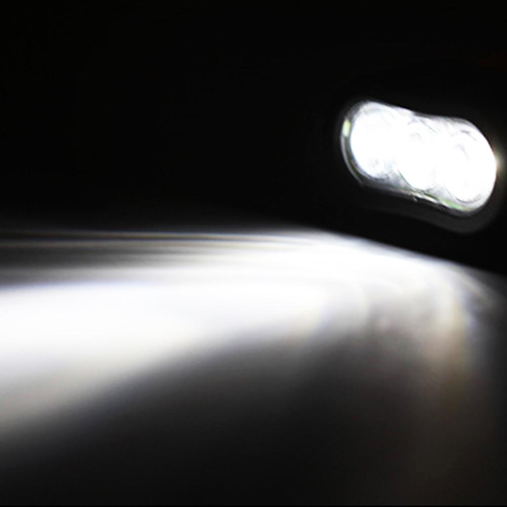 Solar-betriebene-Handkurbel-Taschenlampe-wiederaufladbare-3LED-mit-Clip-Notlicht Indexbild 3