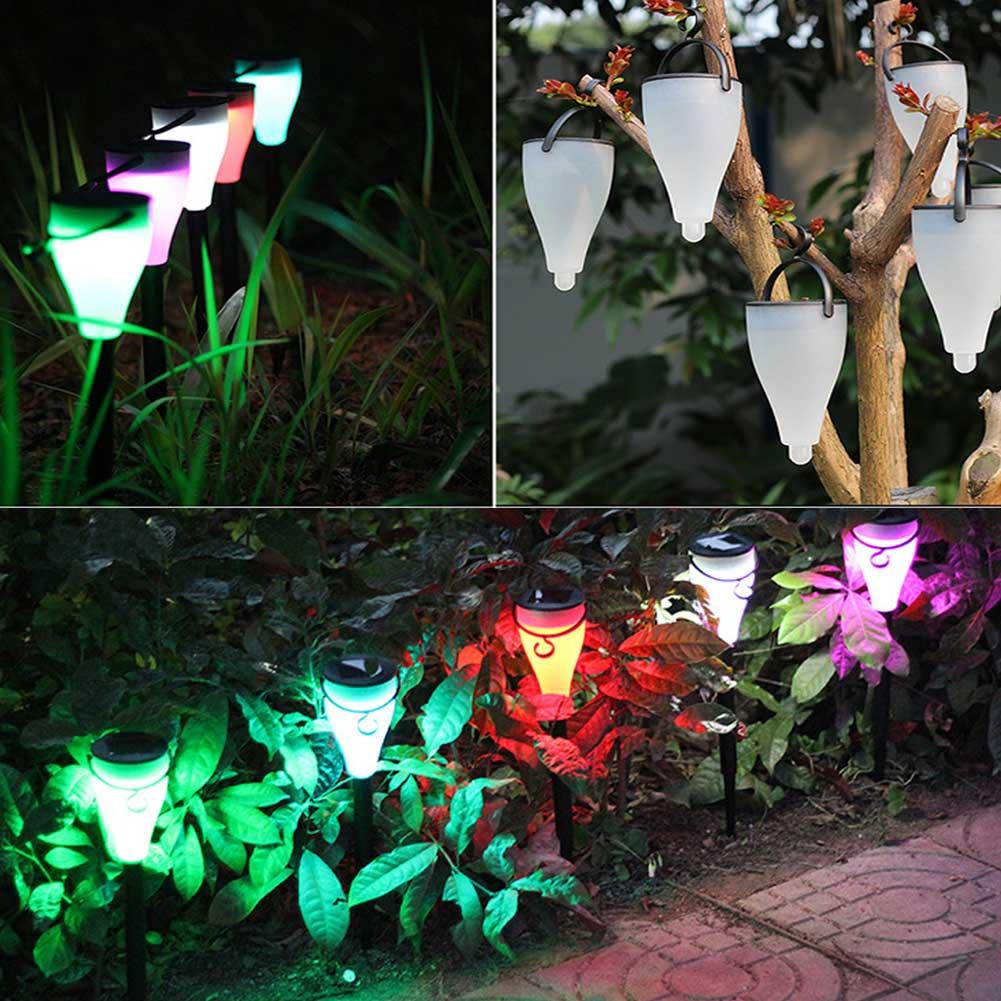 led solarleuchte kugel garten beleuchtung au en leucht lampe nacht licht ebay. Black Bedroom Furniture Sets. Home Design Ideas