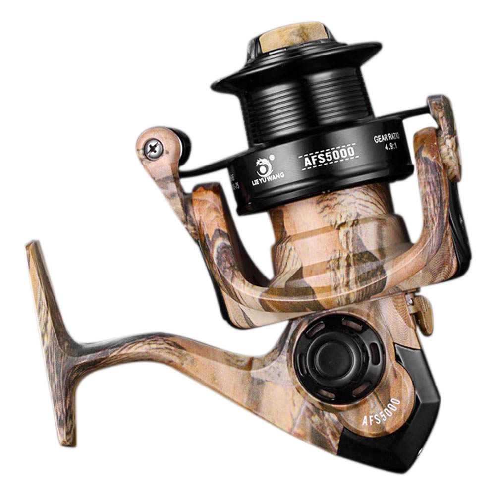 Right/Left Spinning Fishing Reel Wheel AFS Series High Speed Interchangeable Interchangeable Speed Hot 912ef8