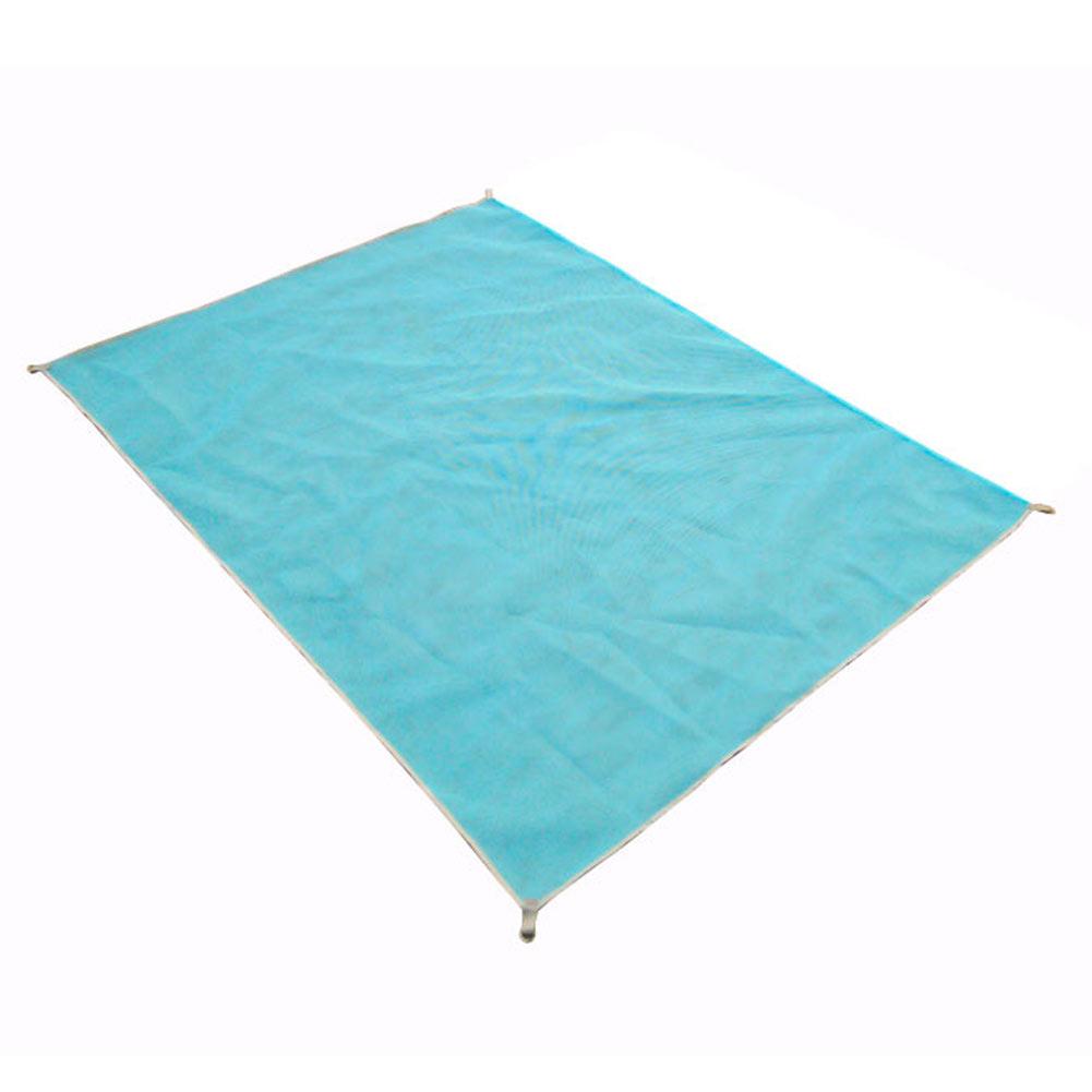 Beach Mat Large Picnic Blanket Sand Free Sandless Camping Garden rug