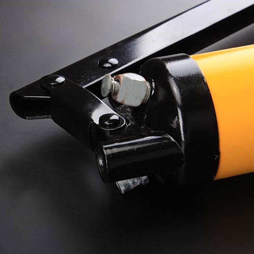 Heavy Duty Pistol Grip High Pressure Grease Gun Sealant AirTool W/Flex Hose