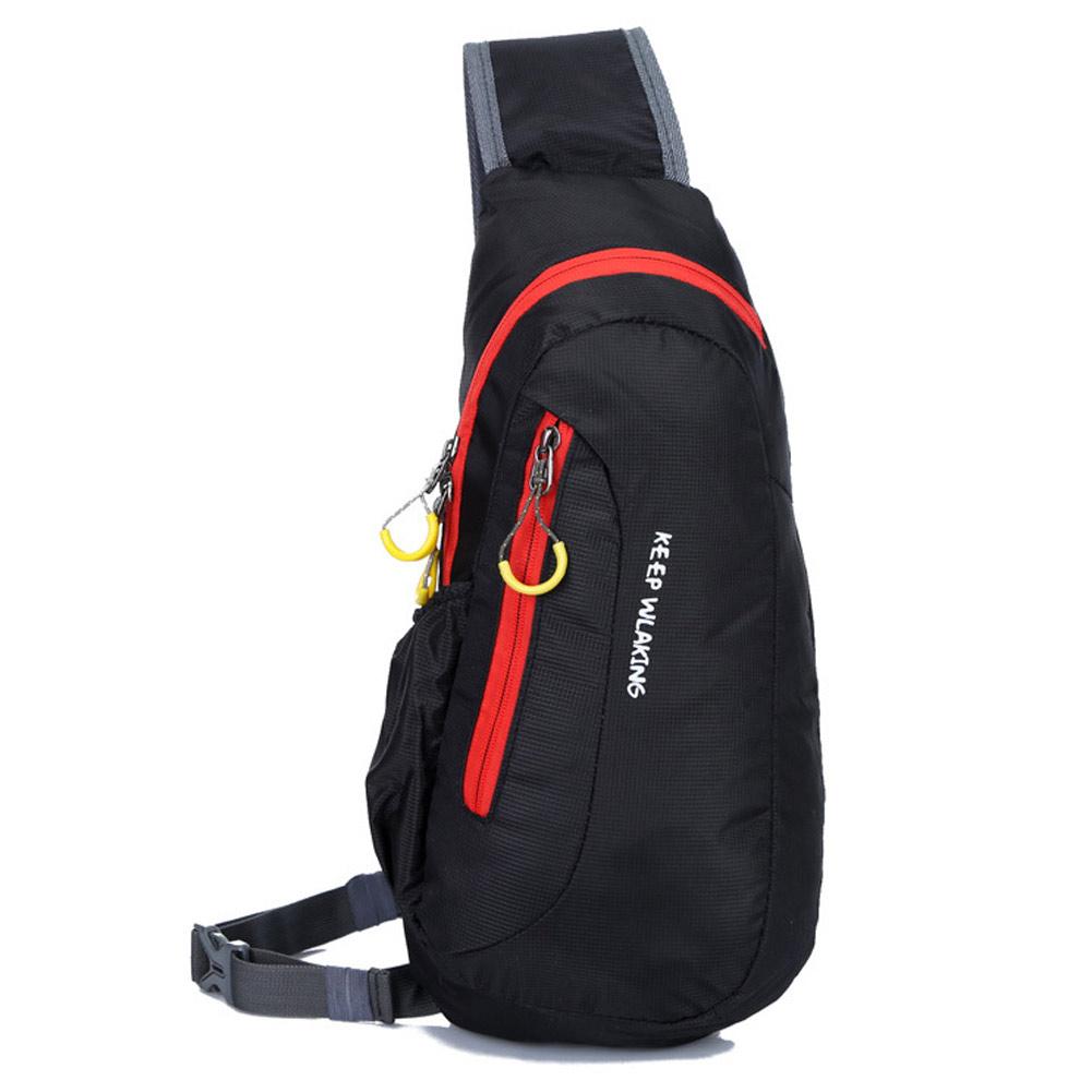 Unisex Sling Chest Bag Shoulder Backpack Crossbody Bag ...
