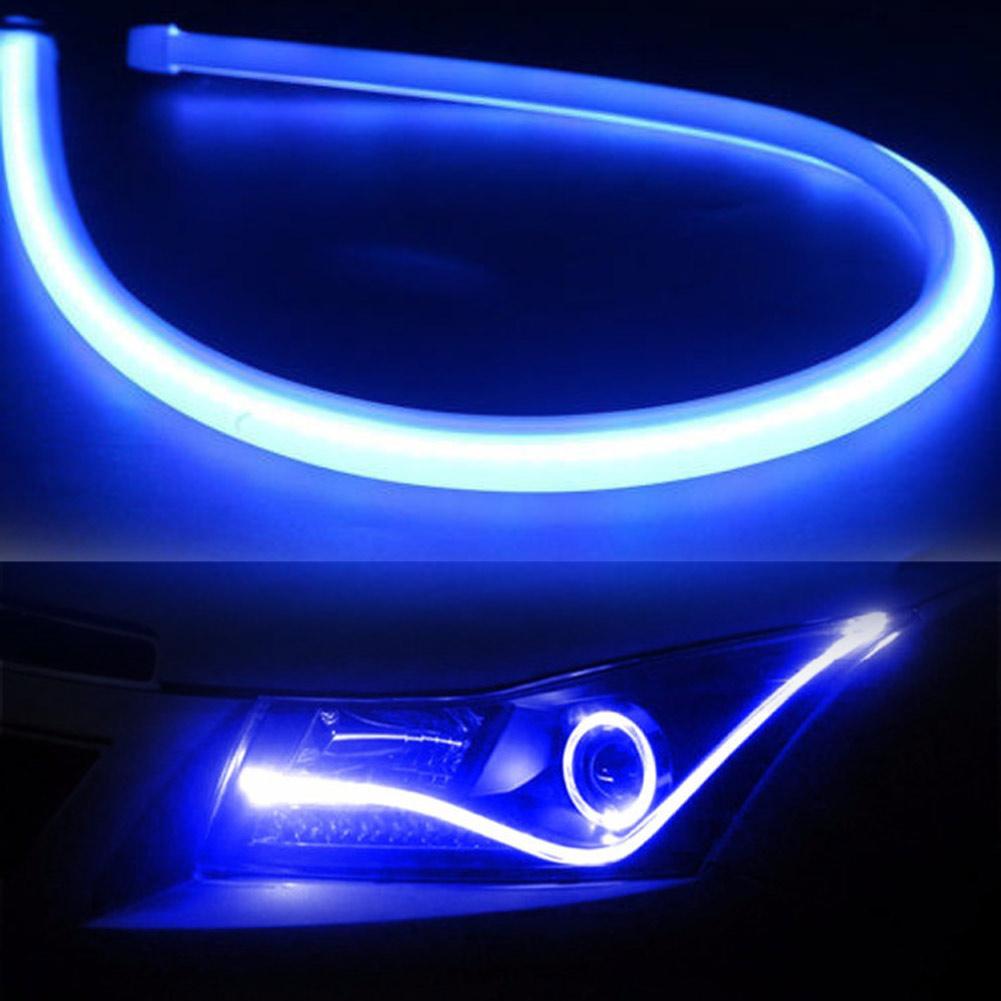 45cm Flexible Car Soft Tube LED Strip Light